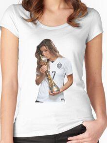 Tobin Heath - World Cup Women's Fitted Scoop T-Shirt