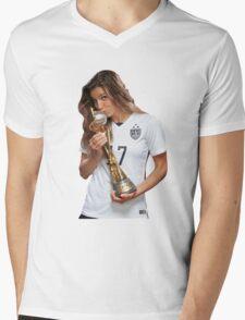 Tobin Heath - World Cup Mens V-Neck T-Shirt