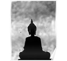 Buddah Statue Poster