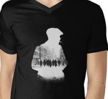 Peaky blinders - light Mens V-Neck T-Shirt