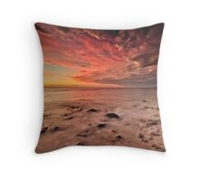 ∞ Storm Cell ∞ Throw Pillow
