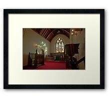 Holy Trininty Great Langdale Framed Print