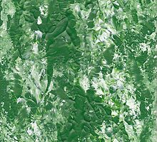 green abstract - one by dvart
