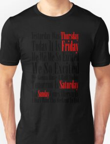 Rebecca Black Friday T-Shirt