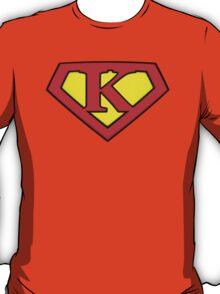 Classic K Diamond Graphic T-Shirt