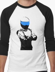 The Stig Men's Baseball ¾ T-Shirt