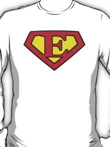Classic E Diamond Graphic T-Shirt