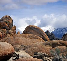 Big Boulders by marilyn diaz