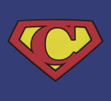 SUPER C Logo Shield by adamcampen