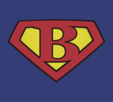 SUPER B Logo Shield by adamcampen