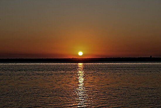 Sensational Sunset by LJ_©BlaKbird Photography