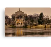 St. Boniface Cathedral Canvas Print