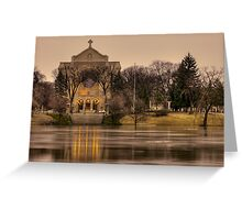 St. Boniface Cathedral Greeting Card