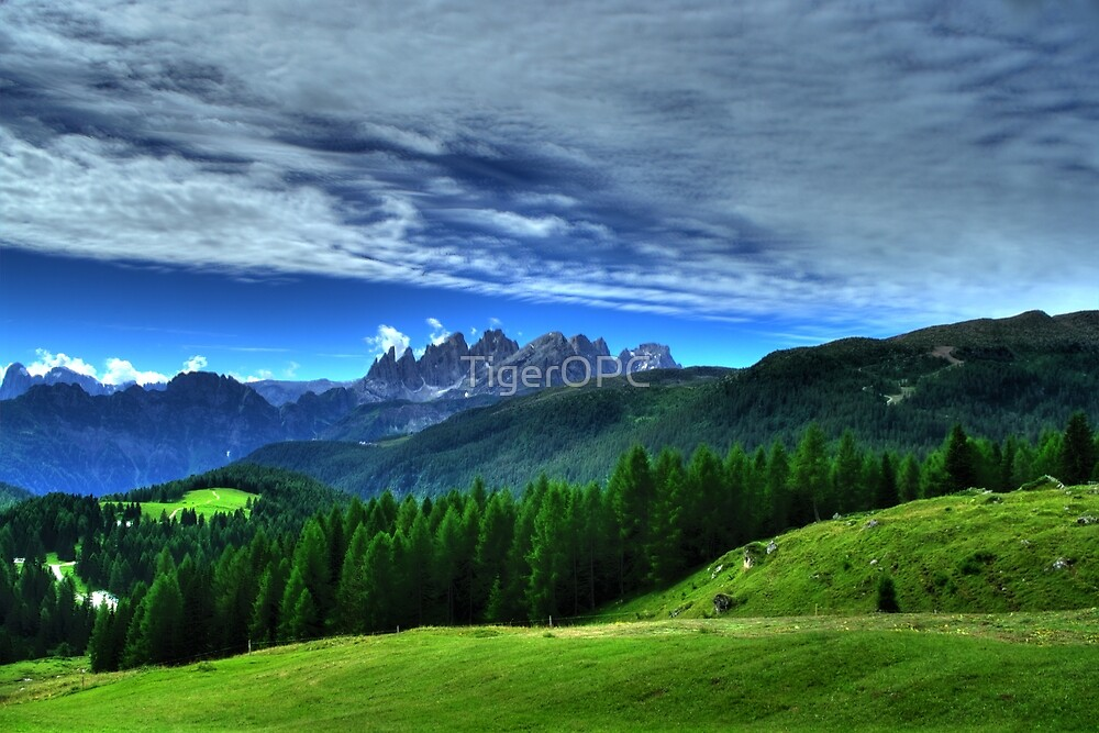 Dolomiti III by TigerOPC