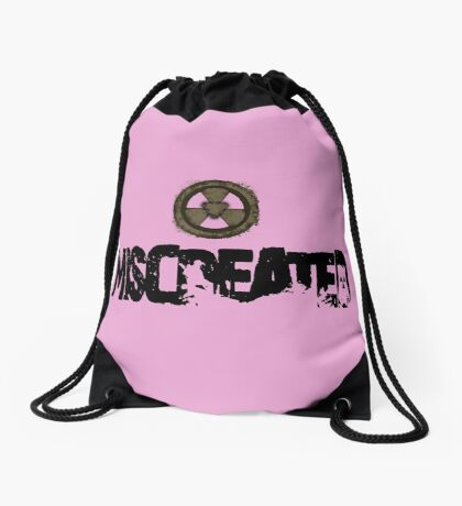Miscreated  Design 1 Pink (Official) Drawstring Bag