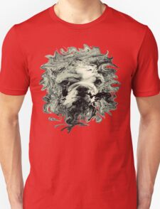 bulldog head  T-Shirt