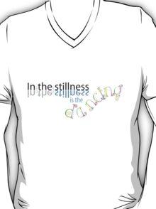 In The Stillness T-Shirt