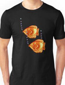 Fishies Blub blub blub t-shirt design Unisex T-Shirt
