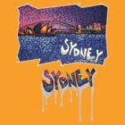 Sydney -small logo by Alan Hogan