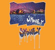 Sydney -small logo T-Shirt