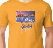 Sydney -small logo Unisex T-Shirt