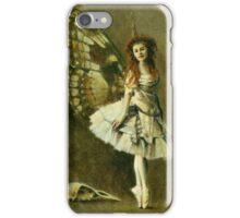 Victorian Gothic Fairy iPhone Case/Skin