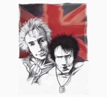 UNION JACKASS - Sex Pistols by Le Wild.