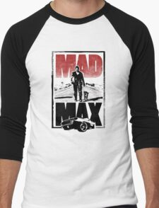 Mad Max Men's Baseball ¾ T-Shirt