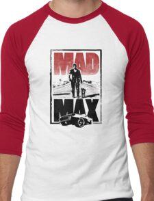 Mad Max Men's Baseball ¾ T-Shirt