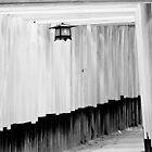 Fushimi inari shrine in B/W by hermez