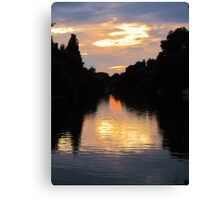 Staines, Surrey, England Canvas Print