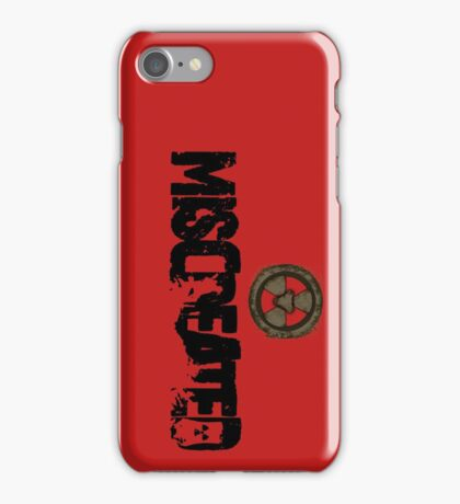Miscreated Design 1  Red (Official) iPhone Case/Skin