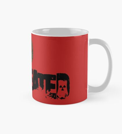 Miscreated Design 1  Red (Official) Mug