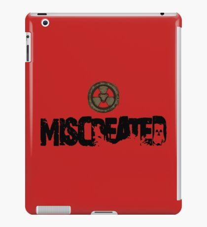 Miscreated Design 1  Red (Official) iPad Case/Skin