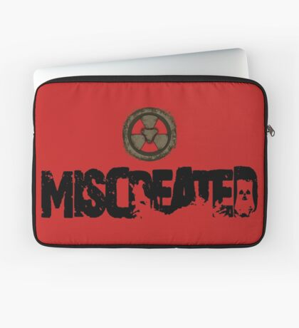 Miscreated Design 1  Red (Official) Laptop Sleeve