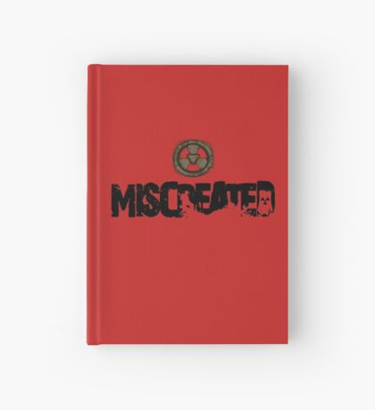 Miscreated Design 1  Red (Official) Hardcover Journal