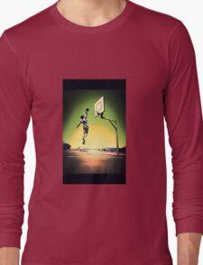 DUNKART SUNSET Long Sleeve T-Shirt