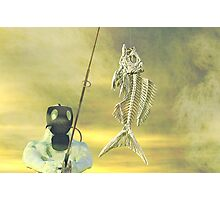 The Fisherman Photographic Print