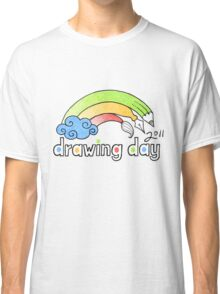 Drawing Day ~ Logo Classic T-Shirt