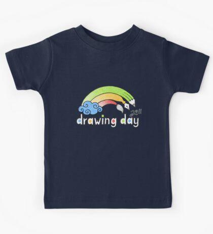 Drawing Day ~ Logo Kids Tee