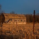 Sunrise Barn by Benjamin Brauer