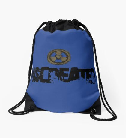 Miscreated Design 1 Blue  (Official) Drawstring Bag