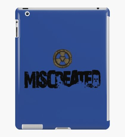 Miscreated Design 1 Blue  (Official) iPad Case/Skin