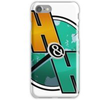 Horseshoes & Hand Grenades - Logo iPhone Case/Skin
