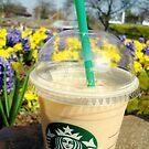 Coffee in the Park... by BevsDigitalArt