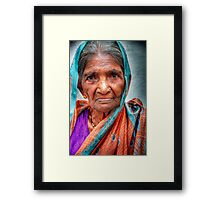 93 years and beautiful Framed Print