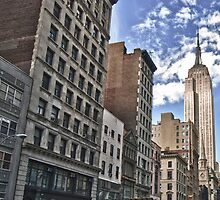 Empire State Building, New York City by Giovanni Gagliardi