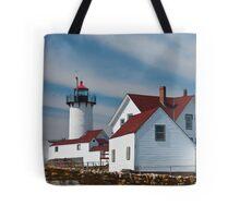 Eastern Point Light - Gloucester Massachusetts Tote Bag