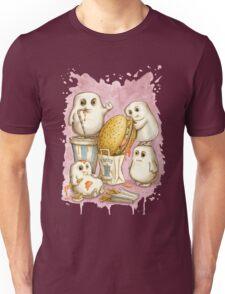Supersize Me (magenta) Unisex T-Shirt