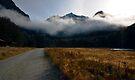 Afternoon, Caples Range NZ by Odille Esmonde-Morgan